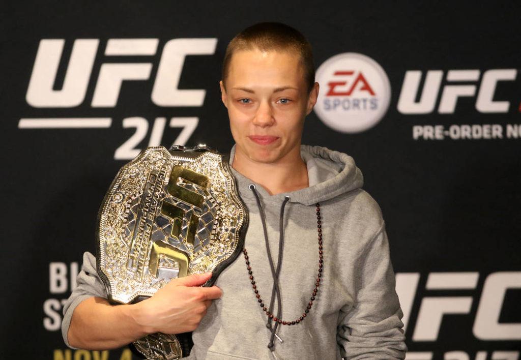 Rose Namajunas Vs. Jessica Andrade Reportedly Set For UFC 237
