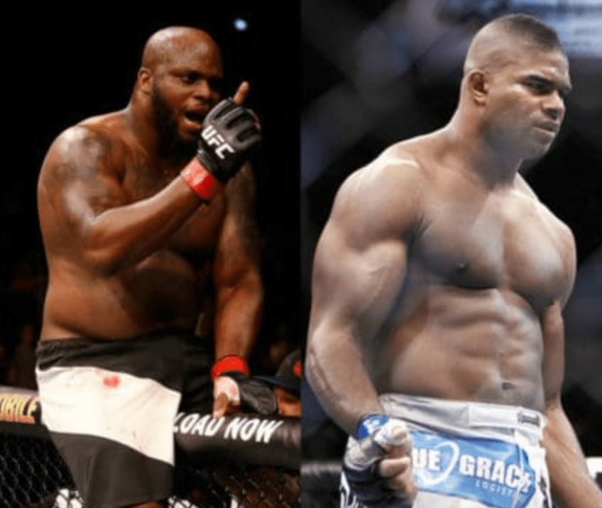 The UFC Is Working On Derrick Lewis vs Alistair Overeem