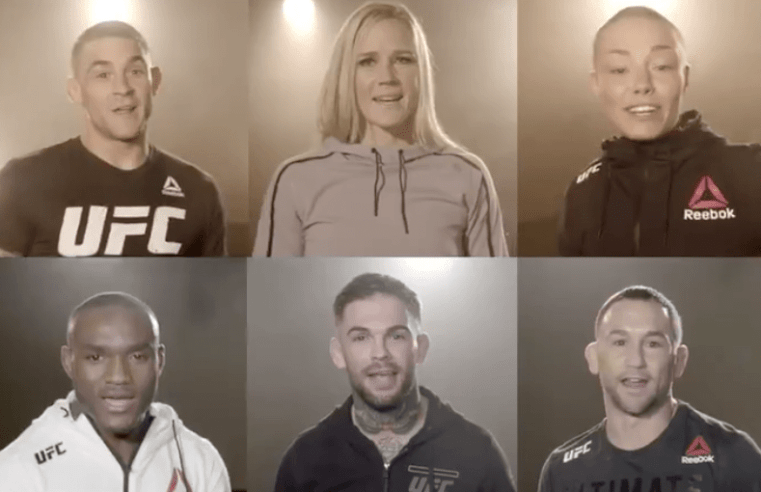 ESPN's Sports Center Is Ready For The UFC Coming To ESPN