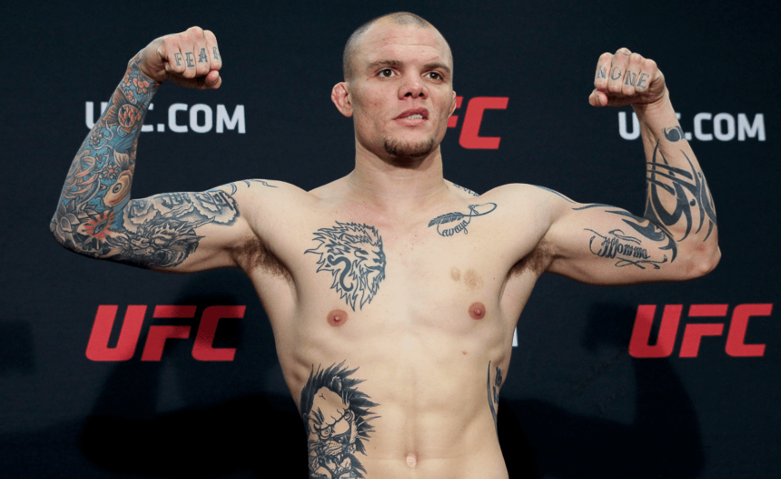 Anthony Smith Continues To Call Out Jon Jones