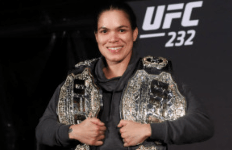 Nunes Says She's The Greatest Man Or Woman MMA Fighter Ever