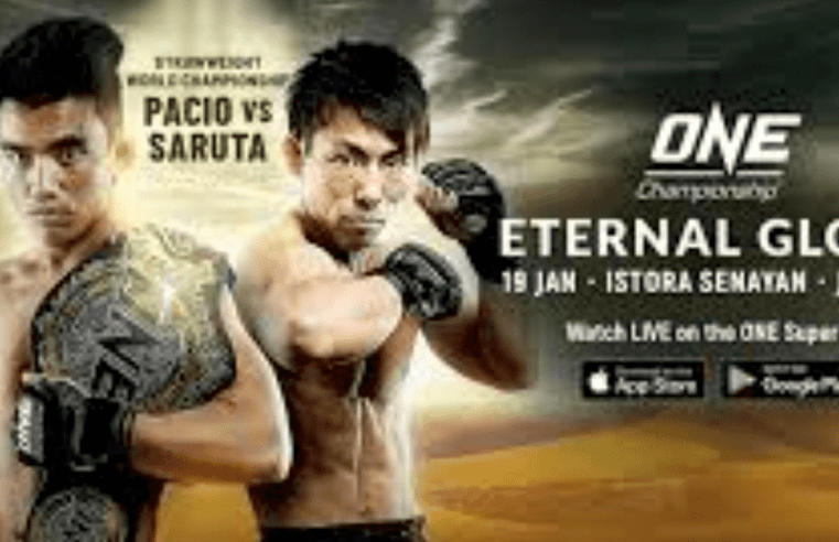 ONE Championship Launches In The US This Month