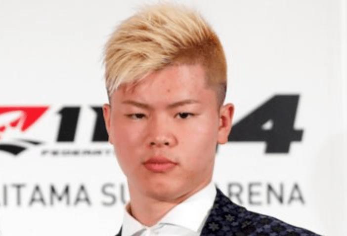 Tenshin Nasukawa Responds To Conor McGregor's Call Out