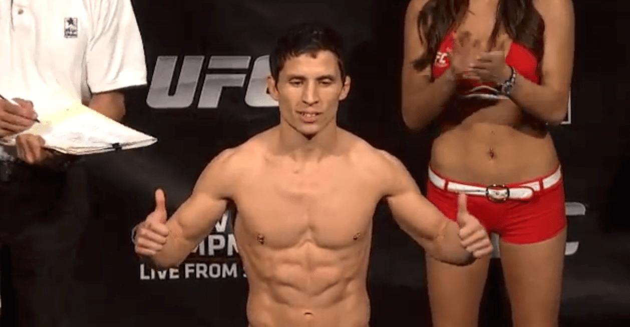 Joseph Benavidez Signs New Four Fight Deal With UFC