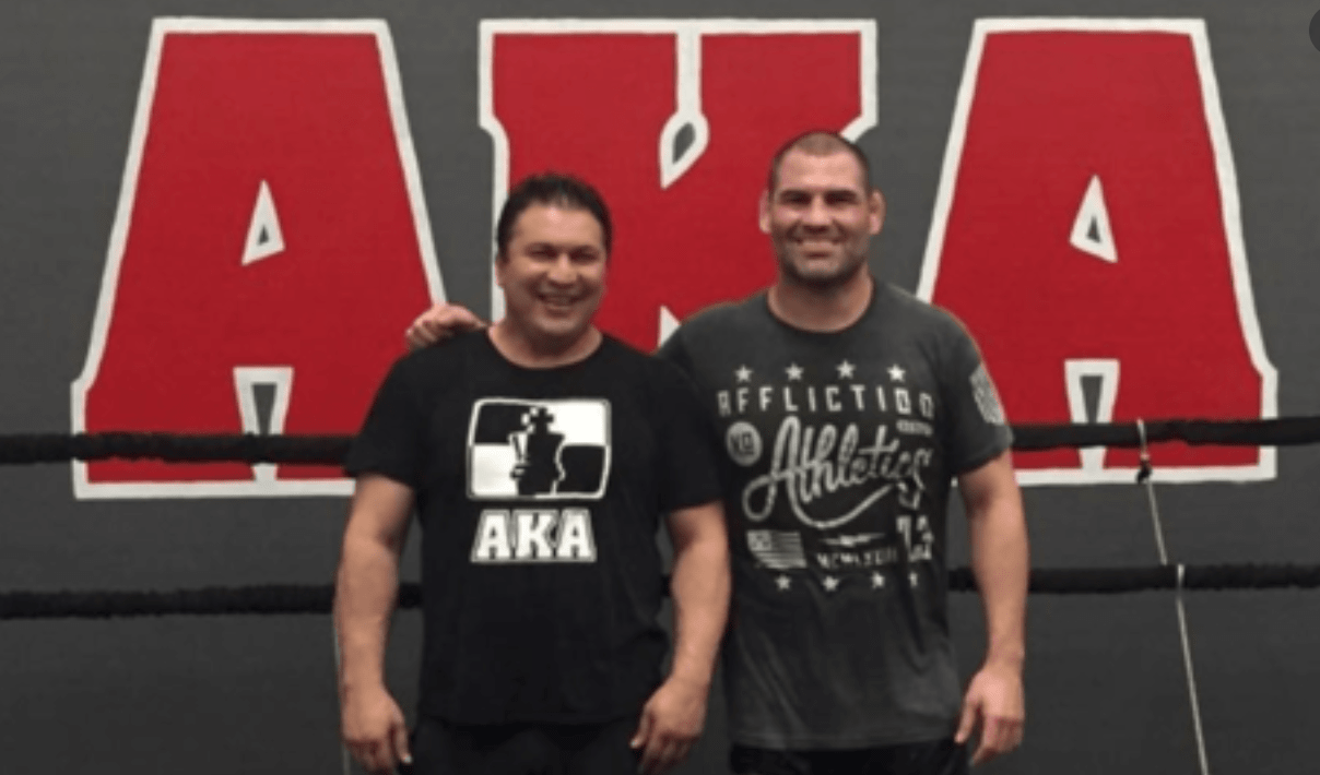 Javier Mendez Believes A Win For Velasquez Over Ngannou Could Earn A Title Shot