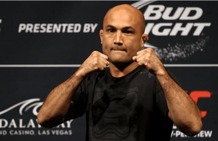 BJ Penn Issues Statement On Loss At UFC 232