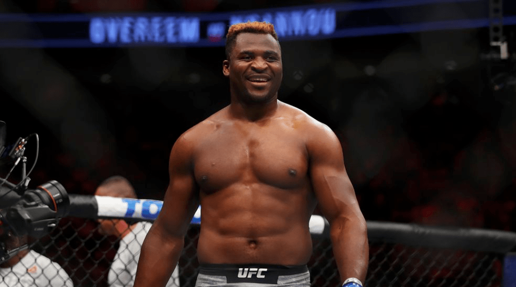 Francis Ngannou Opens Up MMA Gym In Cameroon