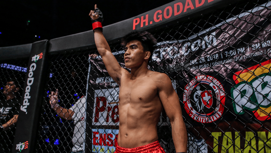 Joshua Pacio Interview Ahead Of ONE: Eternal Glory