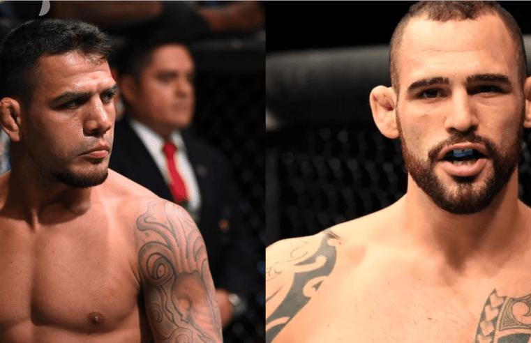 Report: Santiago Ponzinibbio Formally Asks UFC For Fight Against Rafael dos Anjos