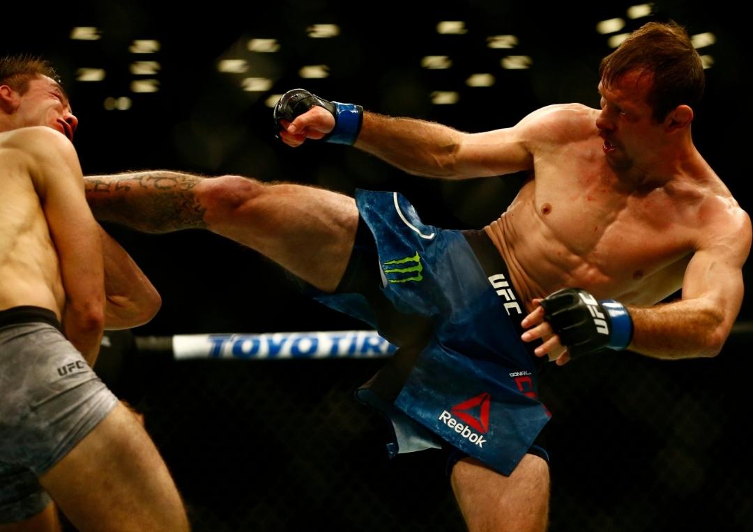 UFC Brooklyn Performance Bonuses