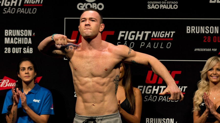 Covington Open To Fight Anyone – On One Condition