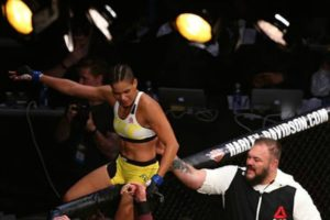Amanda Nunes' Coach Conan Silveira Doesn't Think Cyborg Deserves Rematch