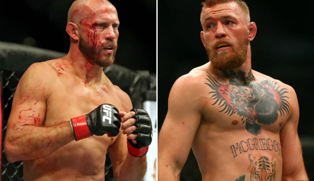Dana White Says Conor McGregor And Donald Cerrone Earned Their Fight