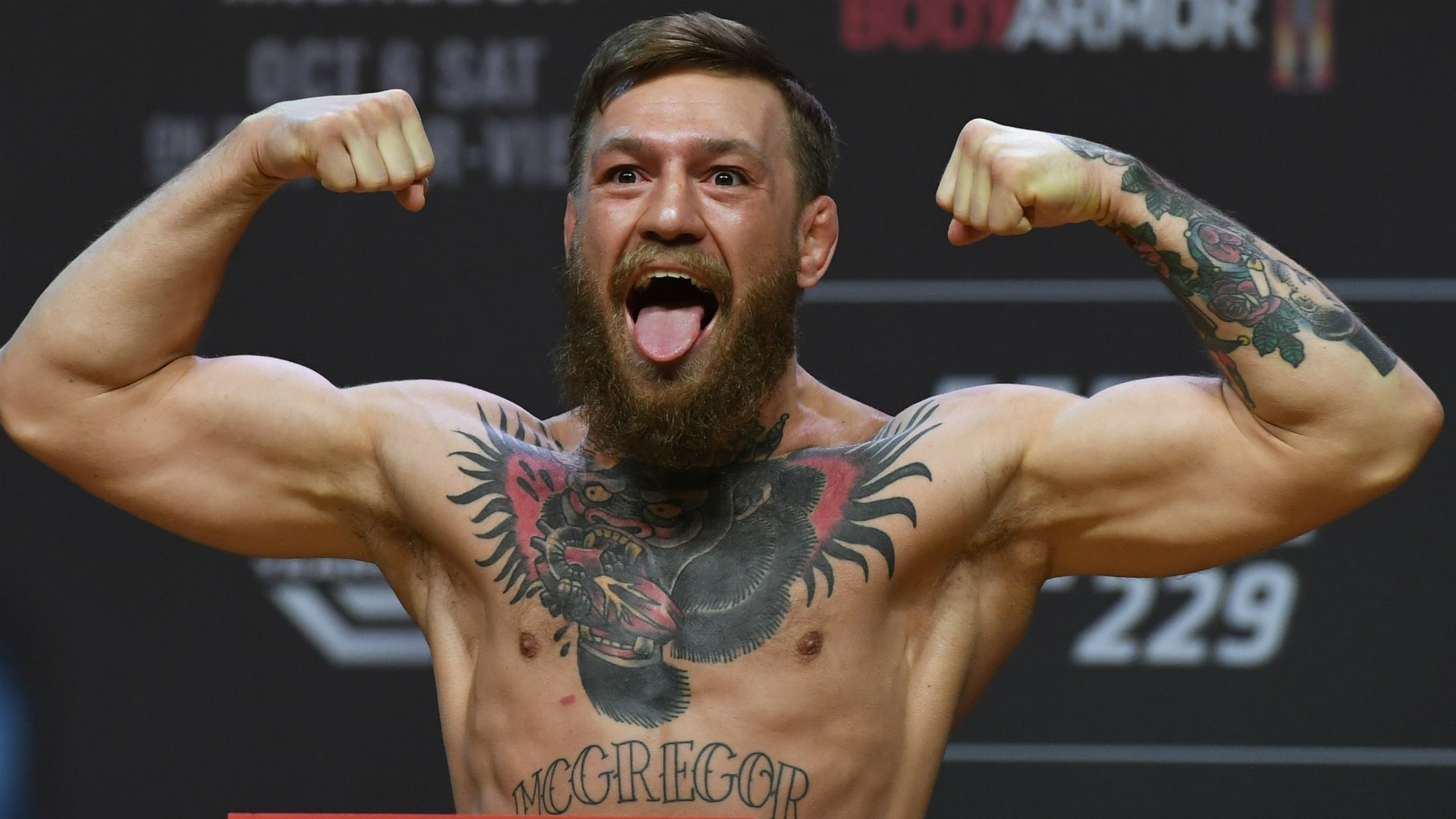Conor McGregor Reveals Who He Wants To Fight Next