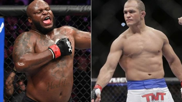 Derrick Lewis vs Junior dos Santos Set To Headline UFC Wichita
