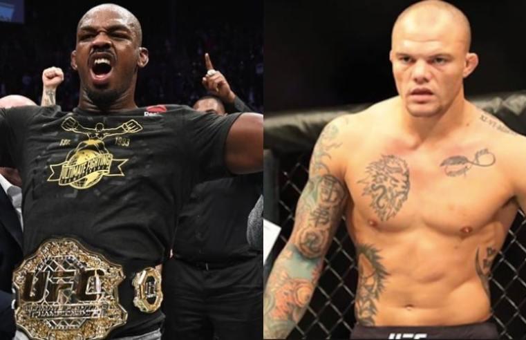 BREAKING: Jon Jones vs Anthony Smith Confirmed For UFC 235