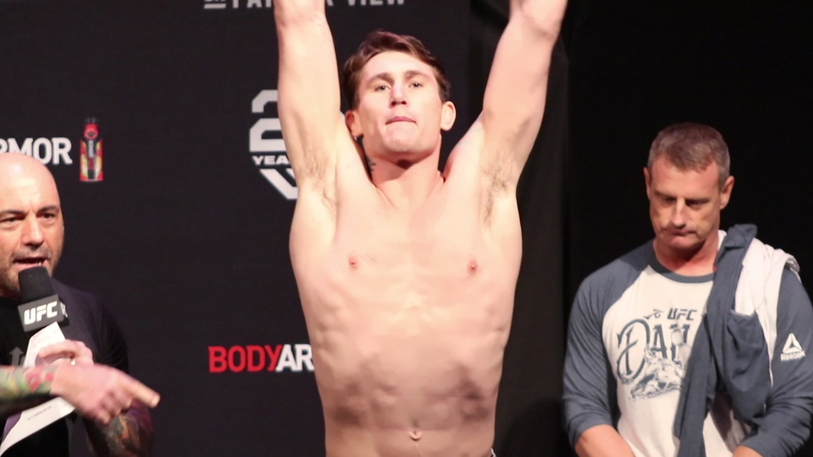 Till Says He Has Unfinished Business With 'D***head' Covington
