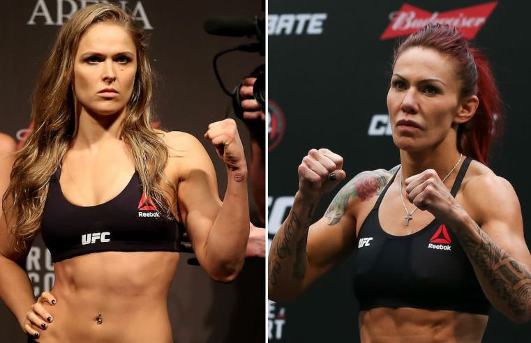 Bad Blood Between Ronda Rousey And Cris Cyborg Reportedly Spills Into WWE