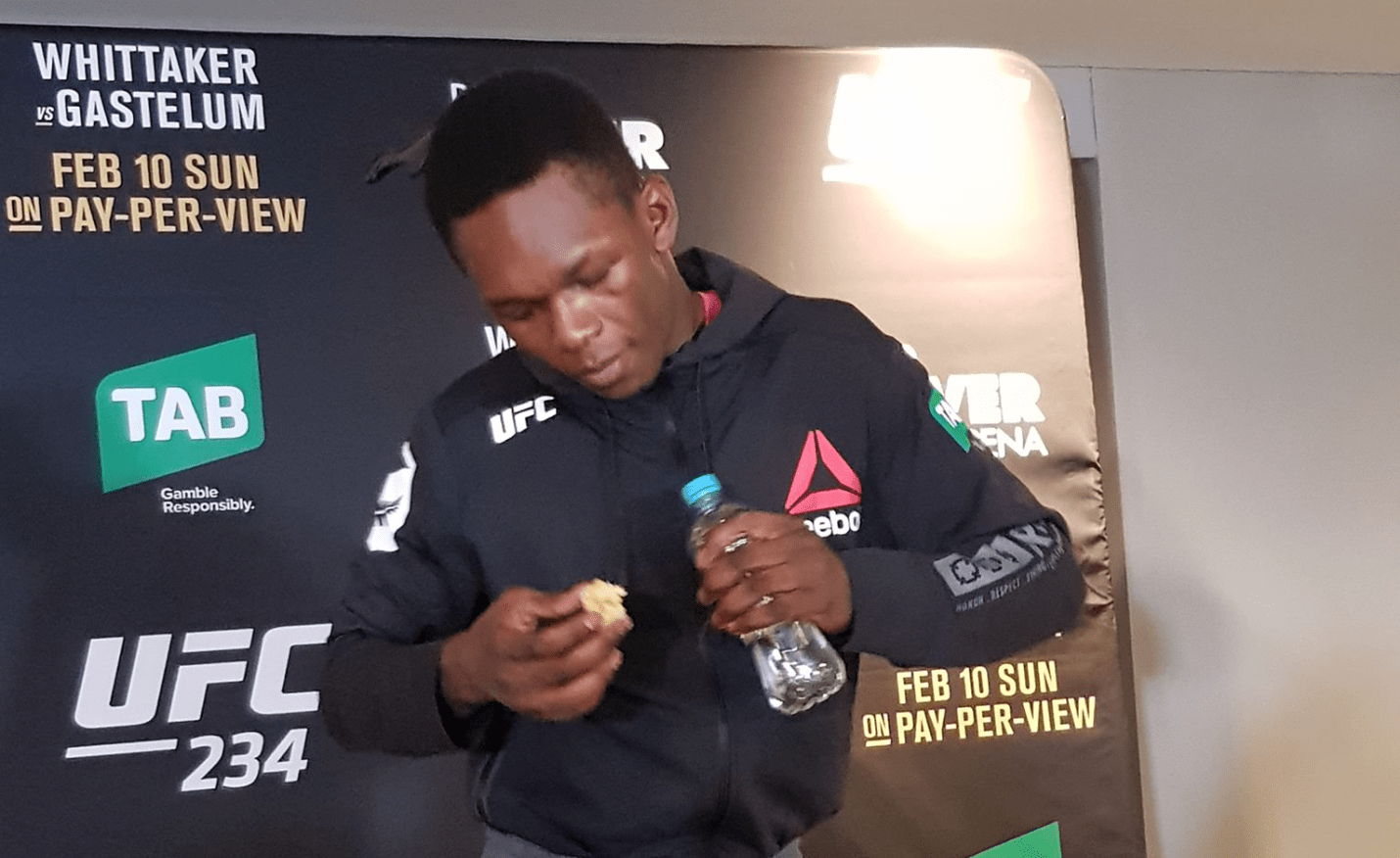 Israel Adesanya On The Comparisons Between Him And Conor McGregor