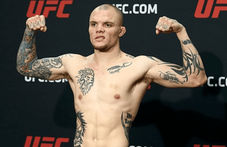 Anthony Smith Reveals Why He Doesn't Like Luke Rockhold