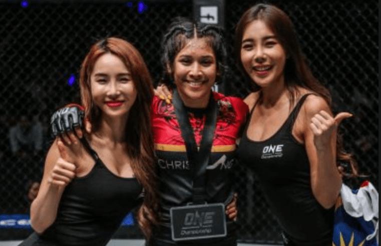 Jihin Radzuan Feeling Confident To Beat The Experienced Gina Iniong