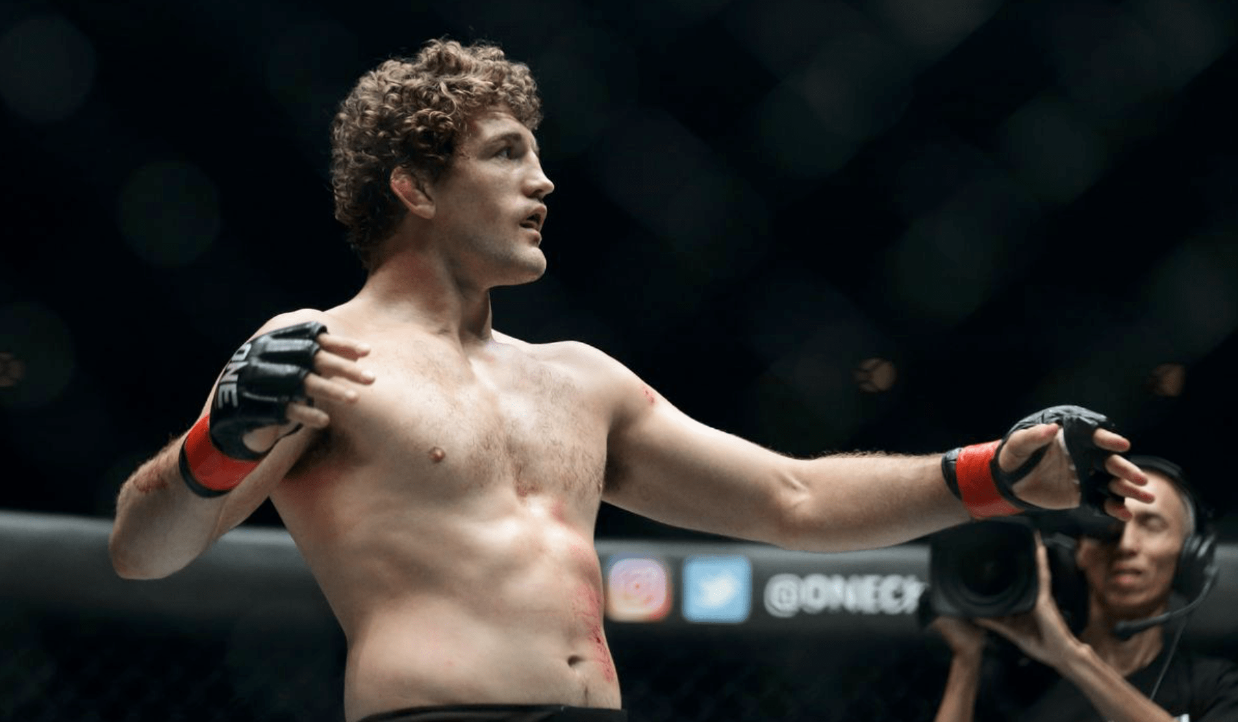 Ben Askren Predicts The Main And Co-Main Events At UFC London