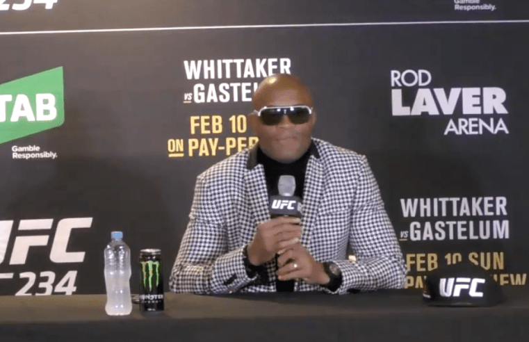 Anderson Silva Gets Opponent For UFC 237