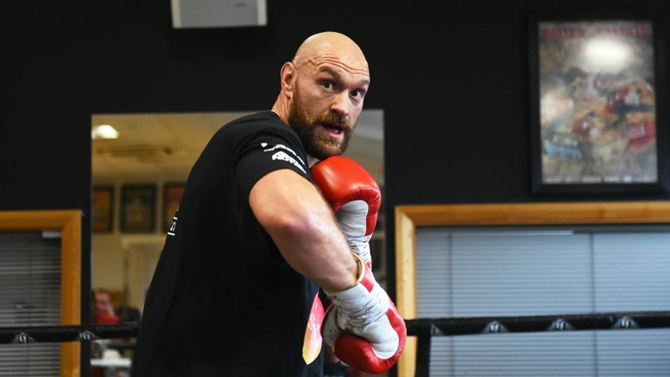 Tyson Fury: I'd Fight Stipe Miocic Or Francis Ngannou In A Heartbeat