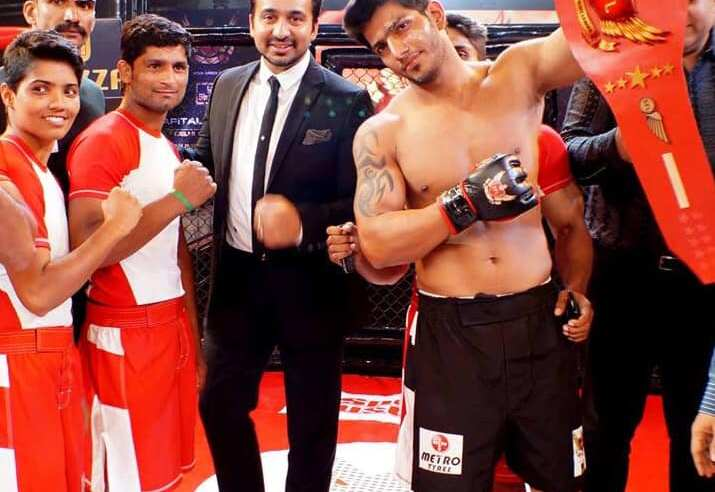 Indian MMA Fighter Amitesh Chaubey Arrested For His Alleged Involvement In Kidnapping