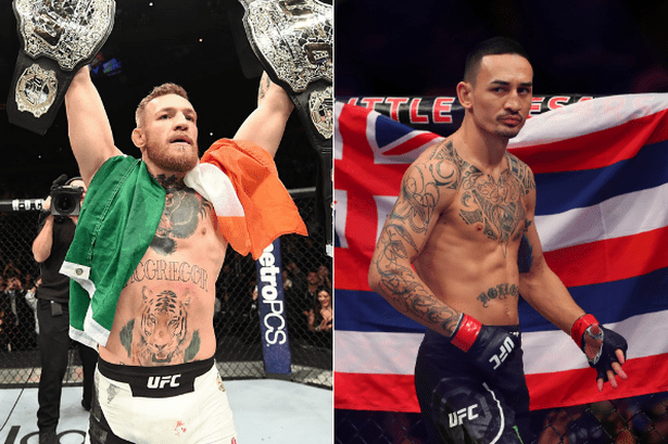 Conor McGregor - Max Holloway 2
