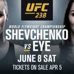 Title Fight And Two Huge Women's Fights Confirmed For UFC 238
