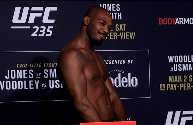 Jon Jones Hits Out At Dominick Reyes And Israel Adesanya