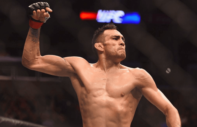 Tony Ferguson Teases Fight Announcement