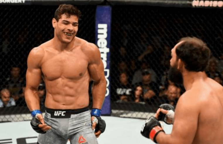 Paulo Costa's Team Responds To Yoel Romero's Claims