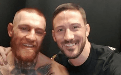 UFC - John Kavanagh: Conor McGregor Is Trying To Be A Better Person