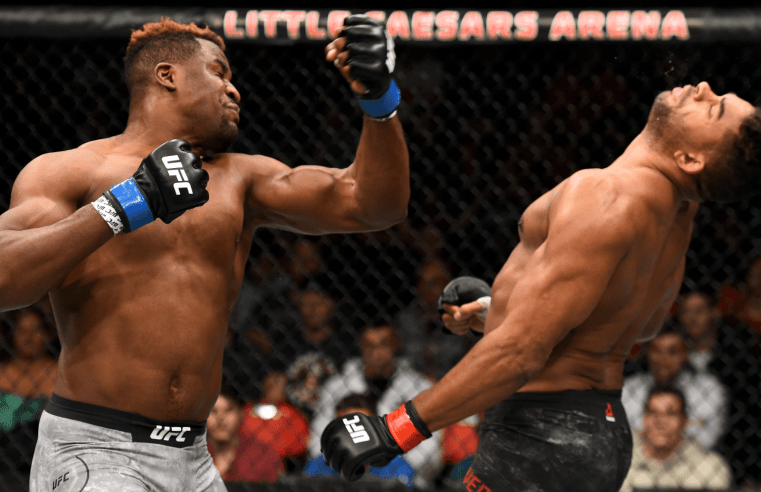 Francis Ngannou Ready To Get His Revenge On Stipe Miocic In 2019