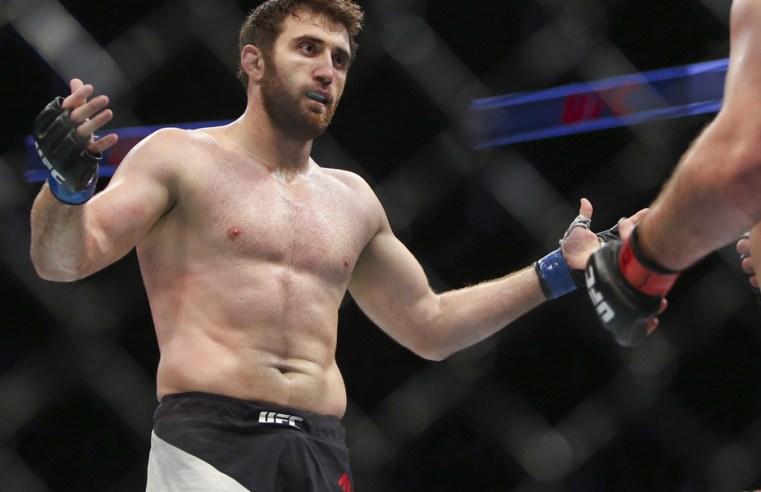 UFC's Ruslan Magomedov Receives Lifetime Suspension By USADA