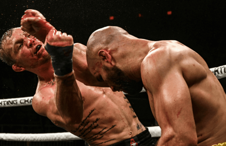 Bare Knuckle Fighting Championship 5 Highlights
