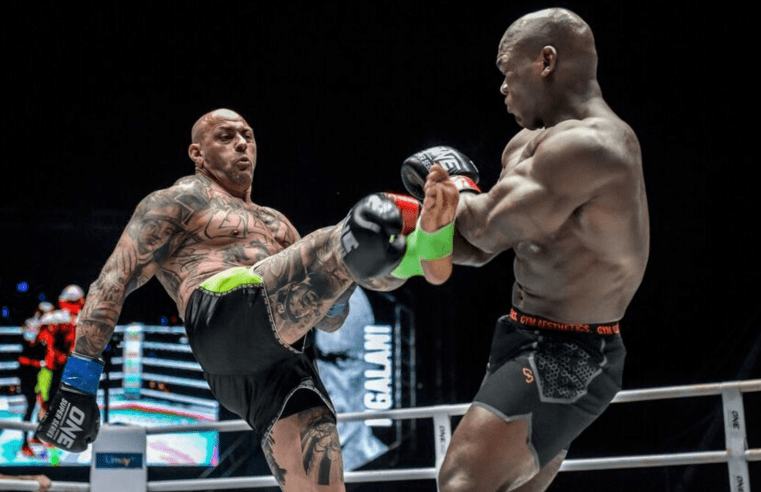 Roots Of Honor: Andre Meunier Calls For Rematch With Alain Ngalani