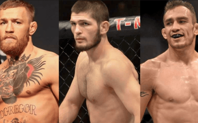 Khabib Calls McGregor Fake Contender, Says Ferguson Is Real Contender
