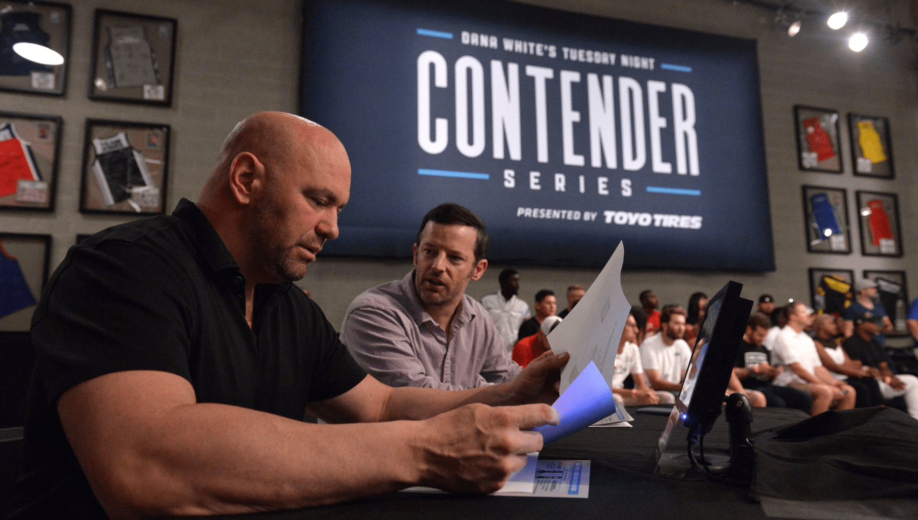 Dana White's Contender Series To Come Back This Summer