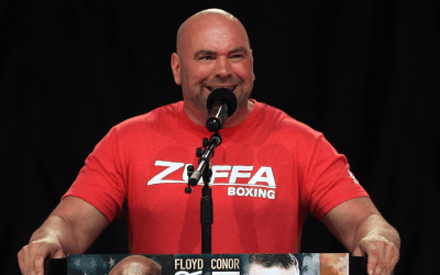 Dana White Wants To Fix The Pay System In Boxing