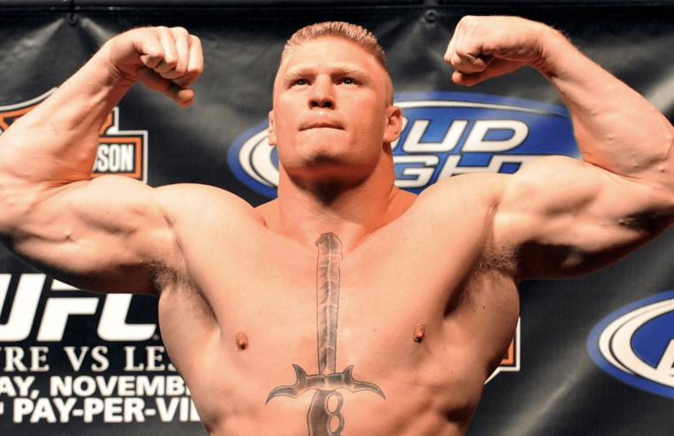Brock Lesnar Undecided On Return To The UFC