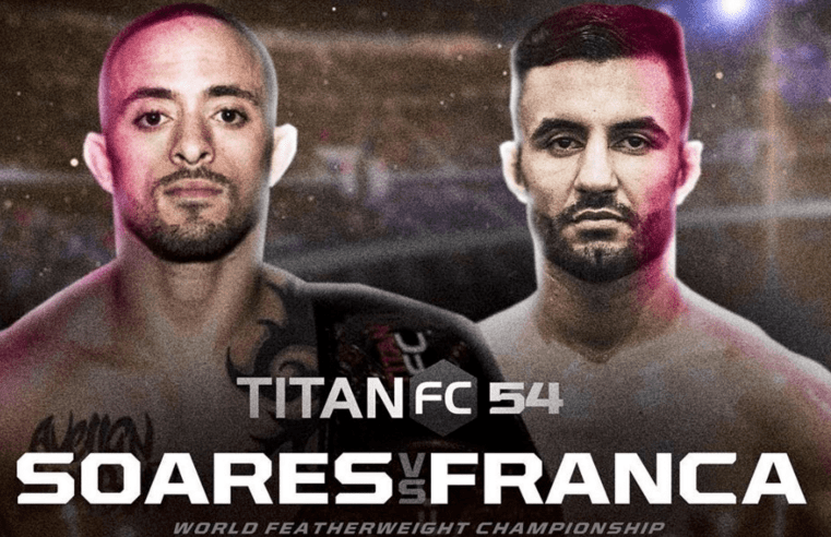 Official Titan FC 54 Results