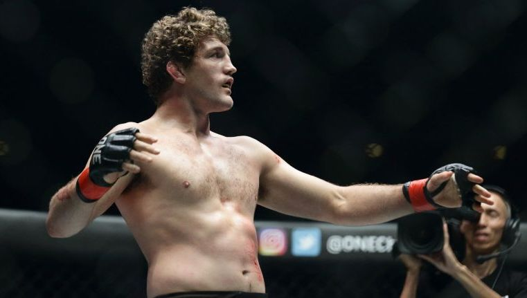 Ben Askren Believes He Will Fight Georges St-Pierre In Spring 2020