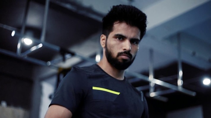 Himanshu Kaushik Talks Wanting To Become 'Tendulkar Of MMA' In India
