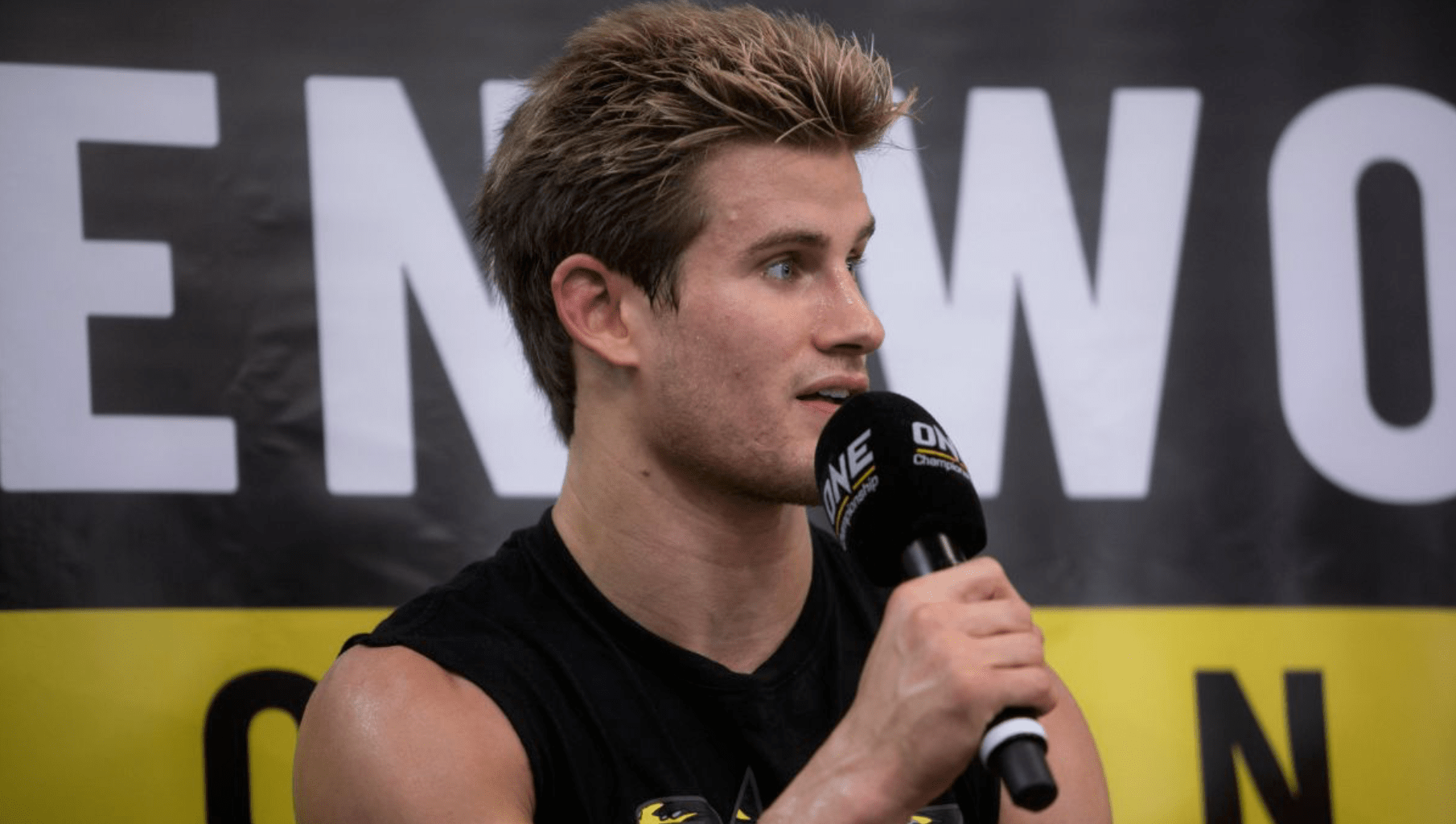 Sage Northcutt Is Super Excited To Make His ONE Debut
