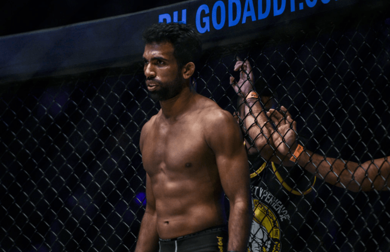 Rahul Raju Is Predicting A Second Round TKO At ONE: Enter The Dragon