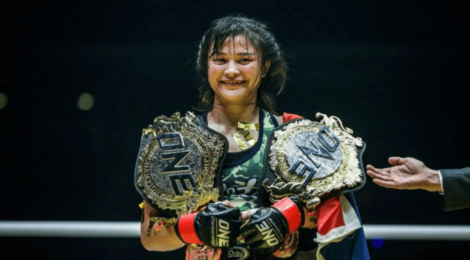 Stamp Fairtex Will Make Her MMA Debut In 2019 & Is Coming For The Belt