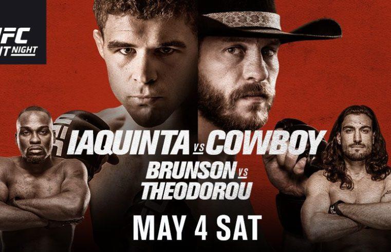 UFC Ottawa Weigh-In Results